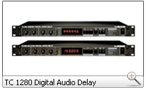 TC 1280 Digital Audio Delay