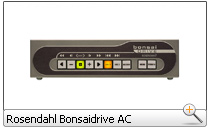 Rosendahl Bonsaidrive Audio and Videorecorder