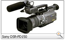Sony DSR-PD150