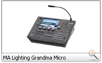 MA Lighting Grandma Micro