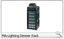 MA-Lighting Dimmer Rack