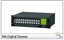 MA Digital Dimmer