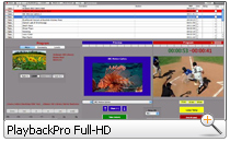 PlaybackPro Full-HD: Video Player Lizenz Collection IA v6