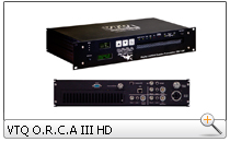 VTQ O.R.C.A III HD Digital COFDM Video Transmitter and Receiver