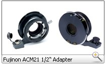 "Fujinon ACM21 1/2"" auf 2/3"" B4-Mount Adapter"
